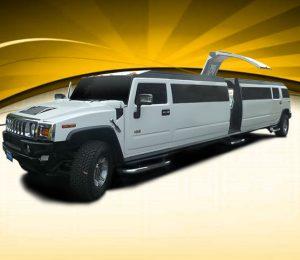 hummer limo DC