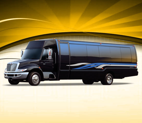 Fleet dc limousine service rentals for Motor city party bus