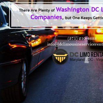 Washington DC Limousine Companies