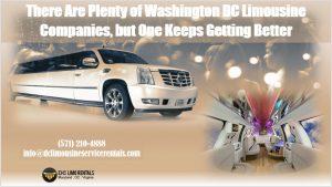 Washington DC Limousine Rental