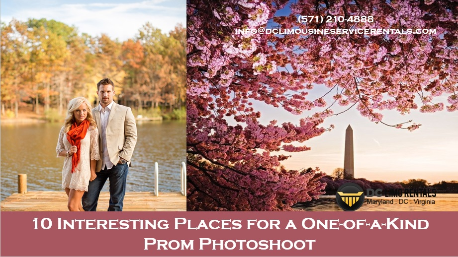 10 Unique Locations for a Prom Photoshoot