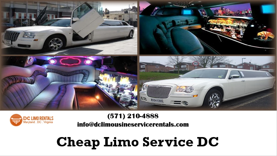 DC Limo Rentals