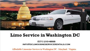 Limo Service in DC Area