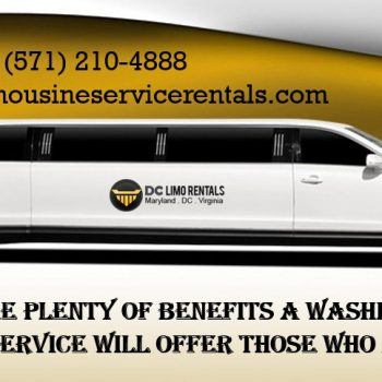 Washington DC Limousine Service