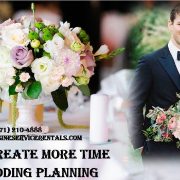 How to Carve out Time for Wedding Planning in Your Busy Schedule