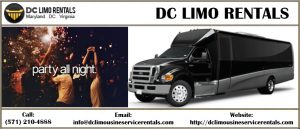 Party Bus Rental DC