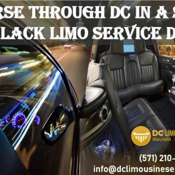 Black Limo Service DC