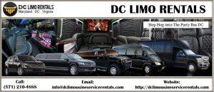 Limo Service DCA