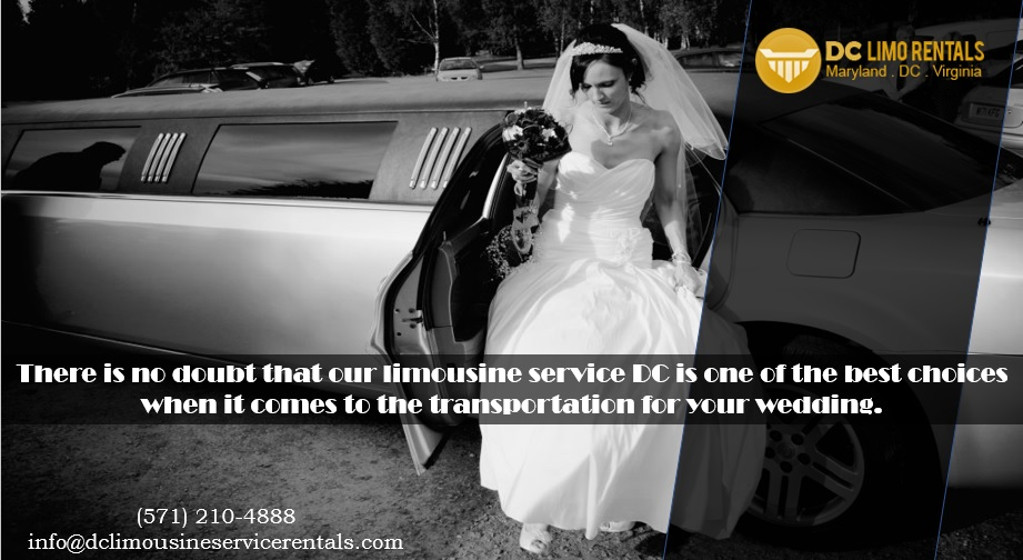 DC Wedding Limos