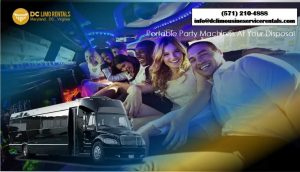 DC Party Bus Rentals