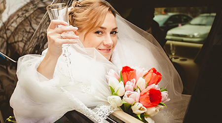 Wedding Limo Services DC